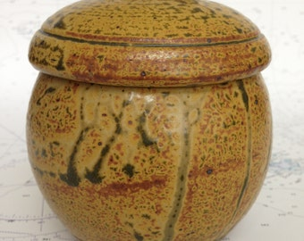 Green Ash Jar