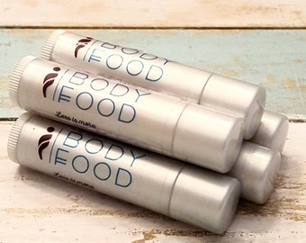 All Natural, Chemical Free Lip Balm - Flight of Five