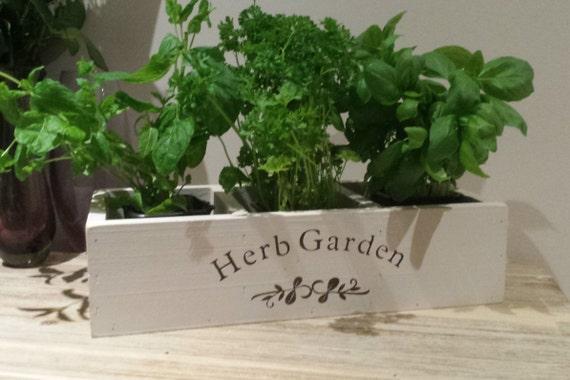 Herb Planter Kitchen Herb Planter Window Box Planter Indoor