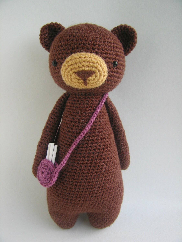 Amigurumi Yarn Pack : Crochet Amigurumi Pattern Bear