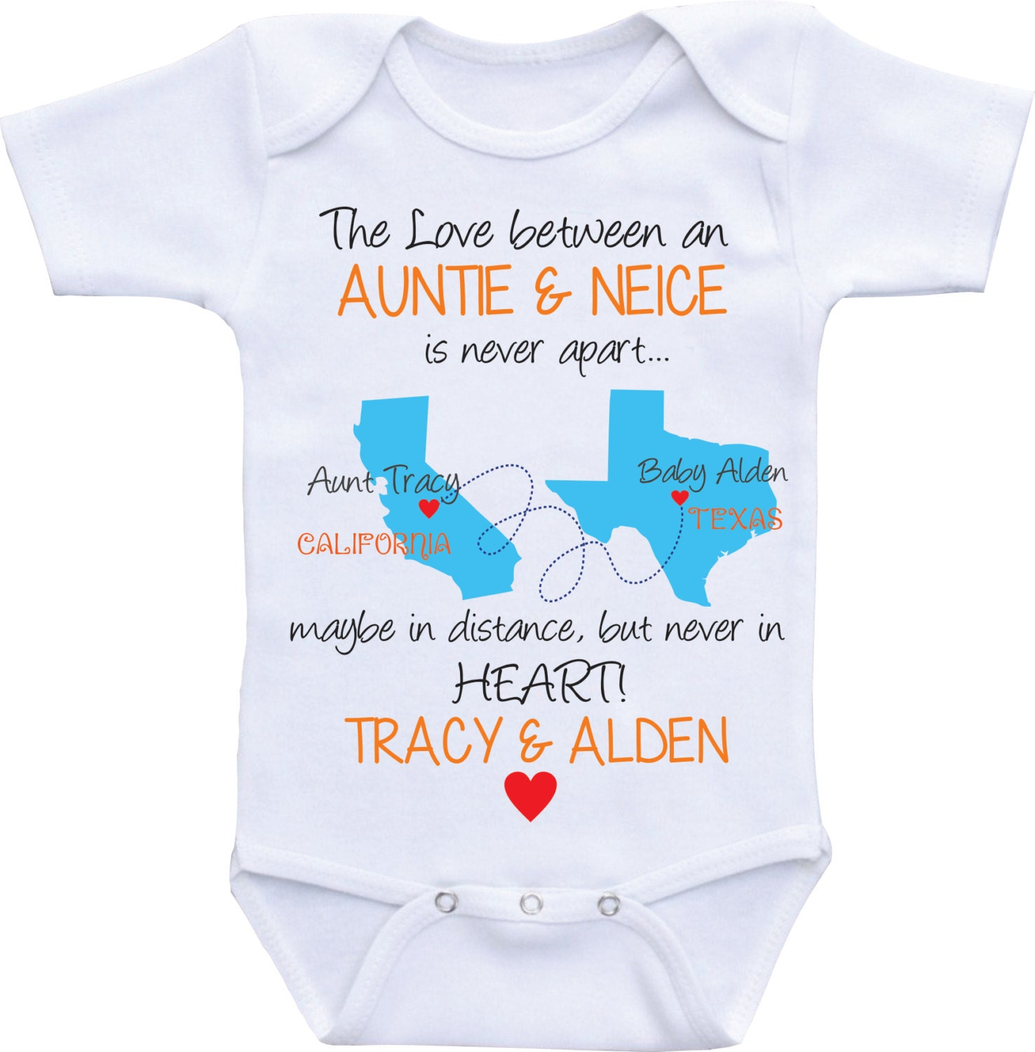 Find great deals on eBay for aunt baby onesies. Shop with confidence.
