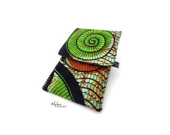 African bag konokono for Tablet eBook reader