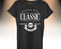 49th birthday, Classic, Maturing Well, 49th birthday gifts, 1967, 49th birthday shirt, ideas, present, for him, her, funny t-shirt