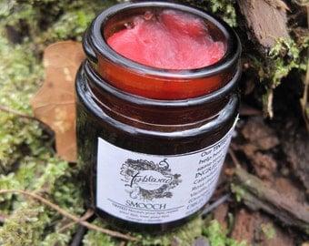Smooch: Tinted Herbal Lip Balm - Flavor Orange + Vanilla