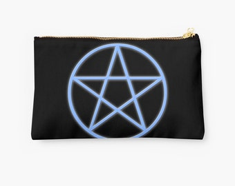 Carry-All Pouch, Pentacle Symbol 2 Sizes Available!