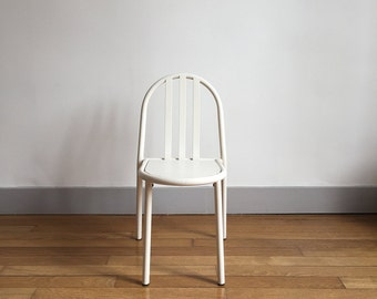 Chair child vintage metal