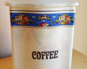 Vintage Coffee Decanter 1950's