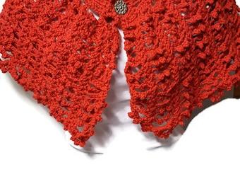 Crochet Artistry Spring Shrug