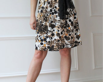 viscose Jersey dress, fancy dress, boho dress,