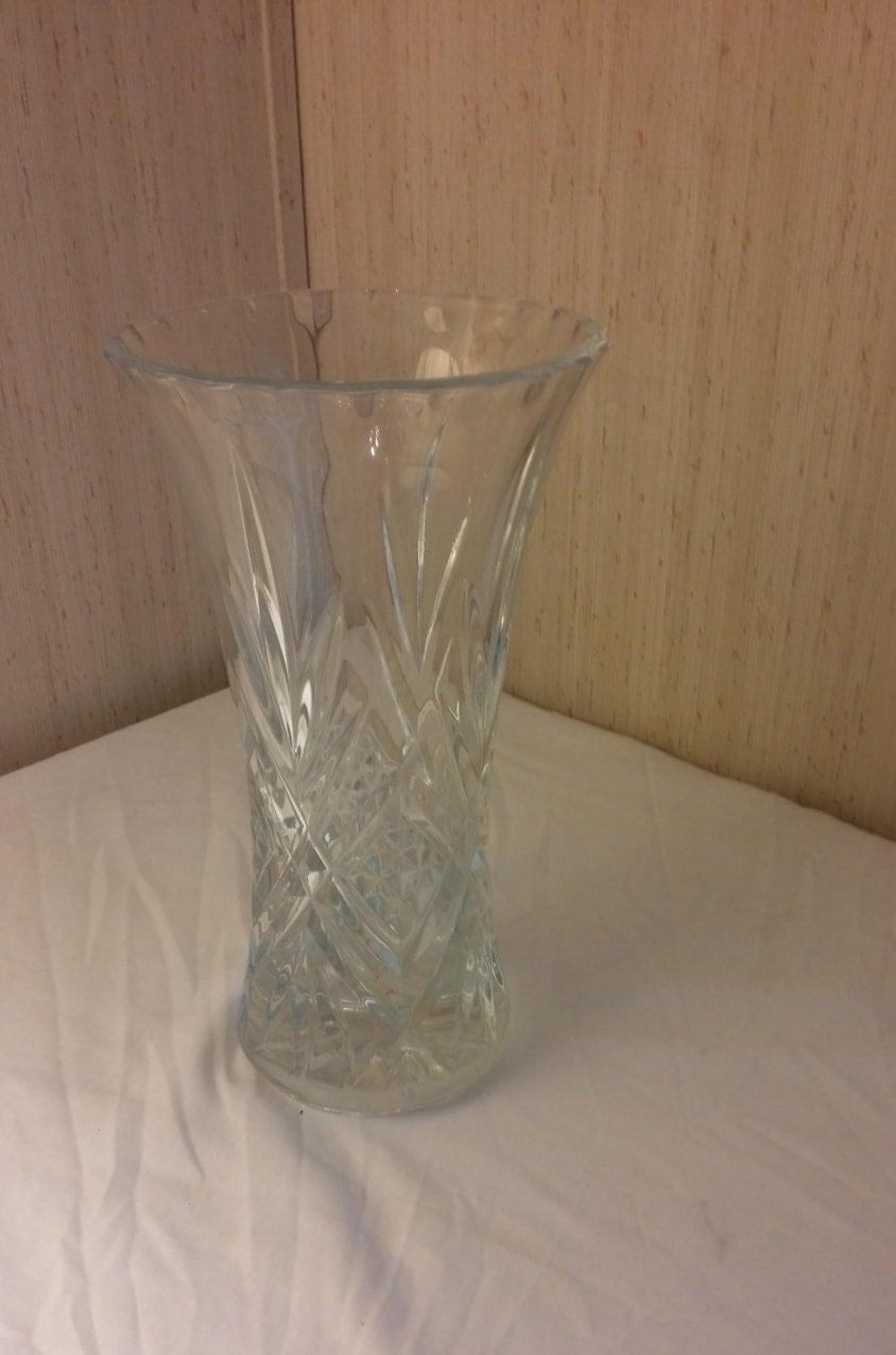 2 fresh cut glass vase home idea cut glass lead crystal vase cut leaded glass vase reviewsmspy