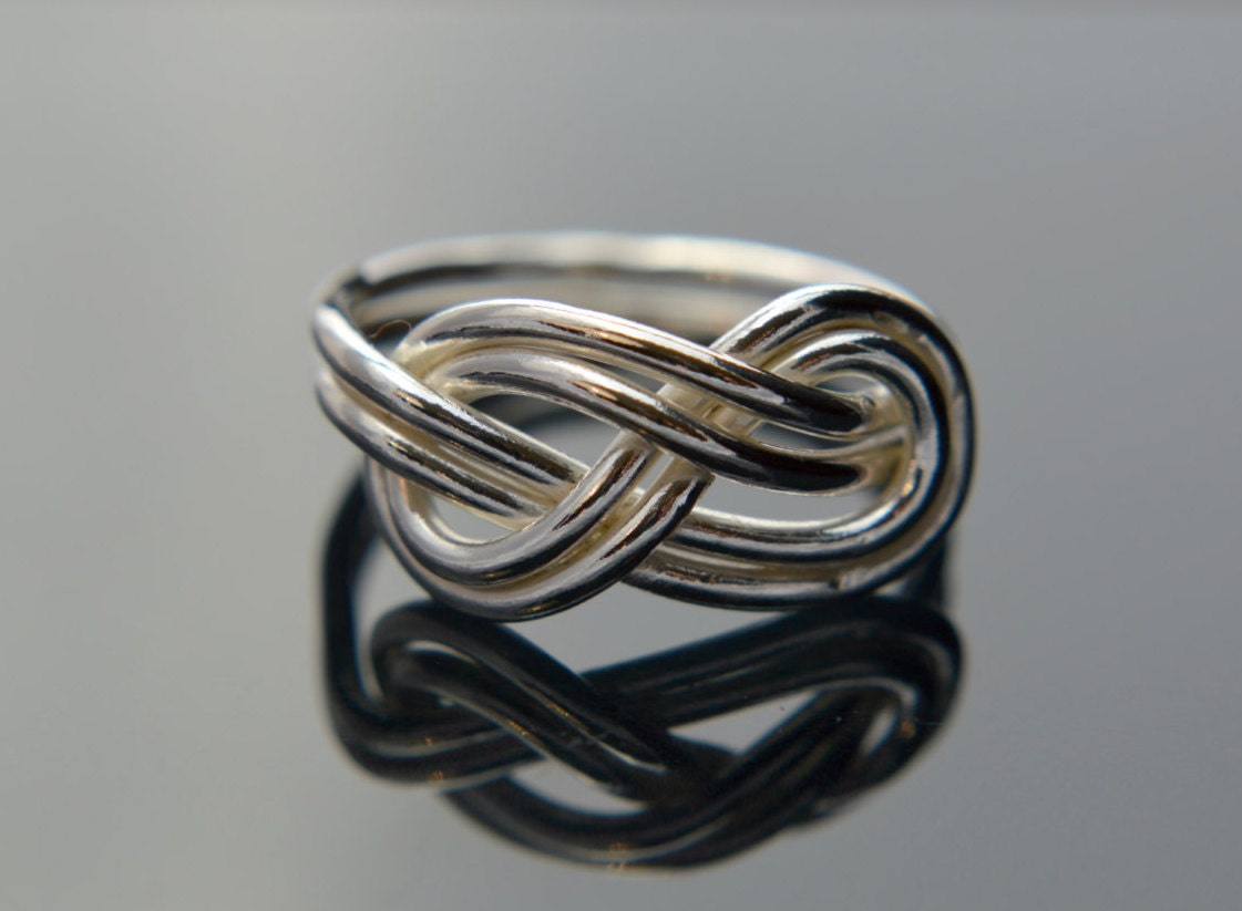 silver infinity ring sterling silver infinity ring