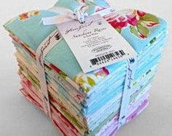 Sunshine Roses fabric by Tanya Whelan - 30 FQ Bundle