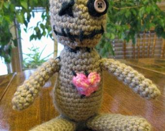Crochet Voodoo Doll, Love Magic