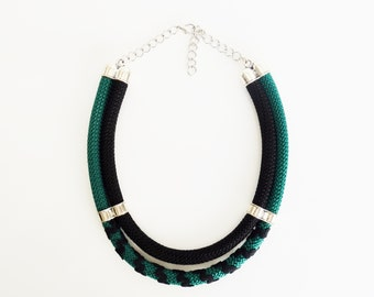 Necklace made with paracord!