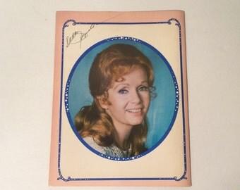 Debbie Reynolds Signed Autographed  IRENE Souvenir Program 1973