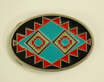 Vintage Southwest Style Belt Buckle