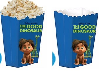The good dinosaur treat boxes