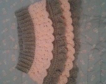 cutie crochet tutu skirt