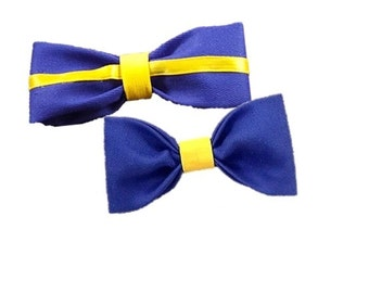 The Vault Dweller dog bow Gifts for gamers Dog lovers Video games XBOX PS4 Vault-Tec Memorabilia Halloween costume
