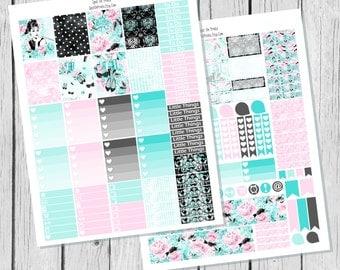Glam || Planner Sticker Printable / Sticker Printable / Printable Planner Stickers / Weekly Planner Sticker Kit