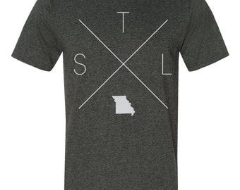 Missouri Home T-Shirt – St. Louis Shirt, STL Shirt