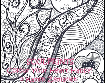 adult colouring pages printable coloring pages adult coloring book page download adult colouring book page teen coloring soulprints - Teenage Coloring Pages Printable