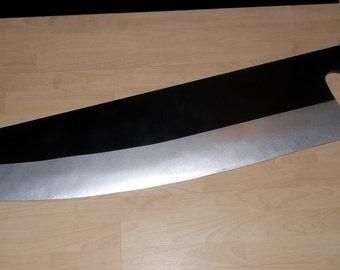 Bleach Ichigo Kurosaki replica  zanpakuto zangetsu sword shikai form