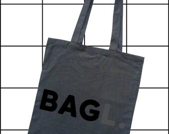 BAGL Tote Shopper Bag
