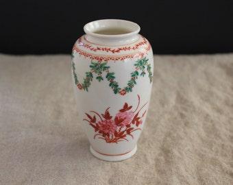 Vintage ACF Japanese Porcelain Ware Hand Painted Vase