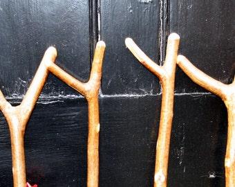 Traditional thumb stick / walking stick