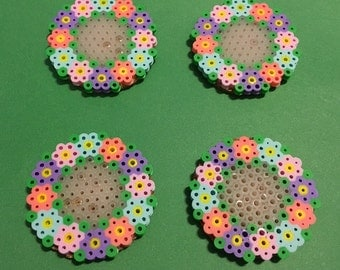 Small Flower Coasters