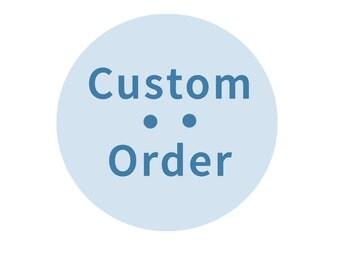 Custom Button Order
