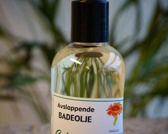 Calendula badeolje 100 ml