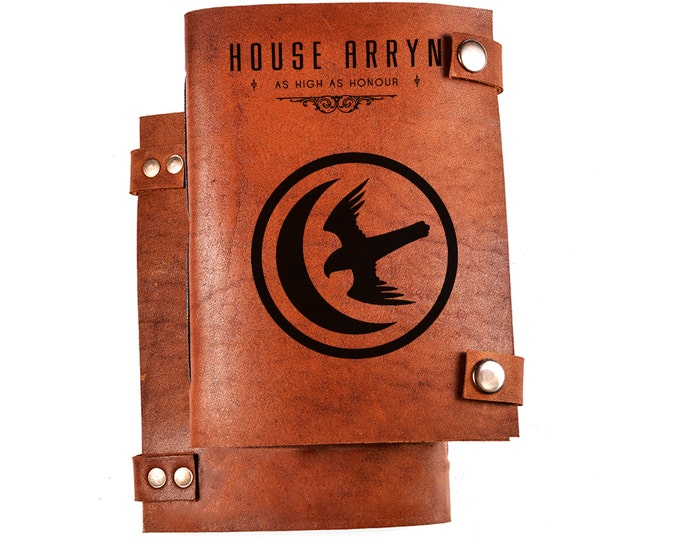 Game of thrones journal - House Arryn - Game of thrones notebook