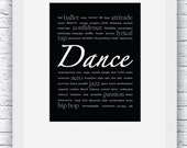 Dance Gift Ideas, Dance D...