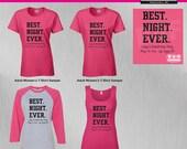 Bachelorette Party Shirts...