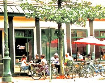 Cafe Savannah Georgia