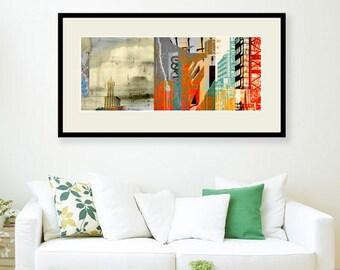 View Corridor, limited edition fine art print