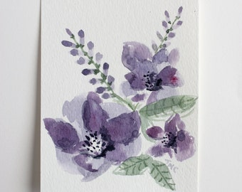 Purple Ivy