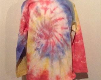 Kids Tie Dye Shirt 2-3 years
