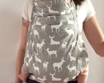 """Baby carrier """"bambi"""" (mei tai)"""
