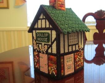 House Tissue Topper