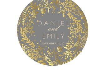 Personalized Thank You Stickers Wedding Favor Labels Wedding Stickers Personalized Favor Stickers Thank you Card Favor Bag Stickers