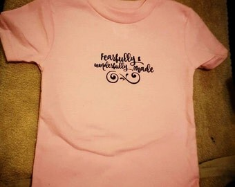 Custom Child's Shirt