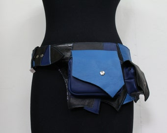 Traveler pocket belt
