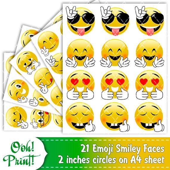 Blank Calendar Emoji : Happy digital emoji faces calendar stickers erin by