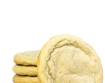 Over-Sized Chipless Cookie