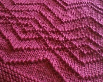 Lucy's Blanket Pattern