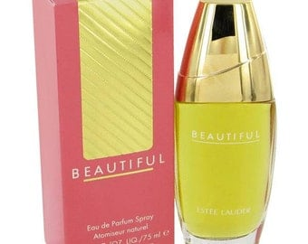 Estee Lauder BEAUTIFUL Women Perfume 2.5oz