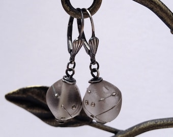 North wind earrings